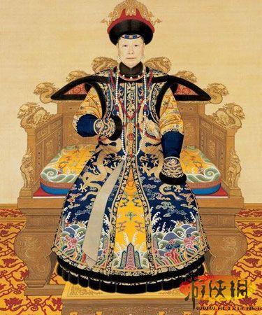 古代 皇后/最有福气的皇后:孝圣宪皇后(世宗)钮祜禄氏。