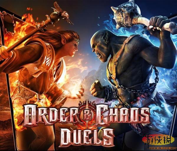 混沌与秩序:对决发布 Gameloft