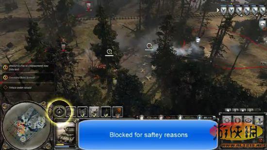 英雄连2》beta版最新游戏玩法视频鉴赏(1)