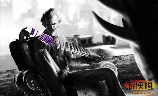 小丑竟然入榜!外媒评选5大最有型的游戏角色