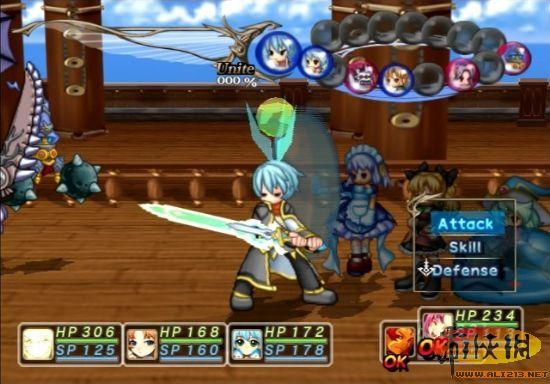 PS2神作《玛娜传奇2:没落学园》将移植到PS3(多