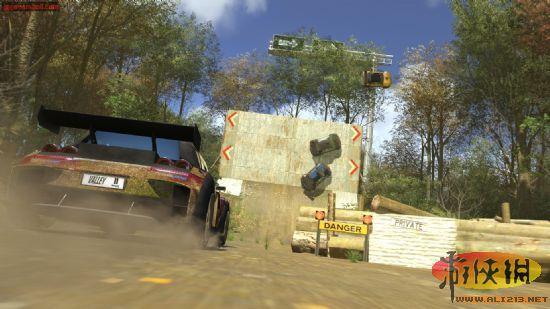 《赛道狂飙2:峡谷》公布新游戏截图和发售日期