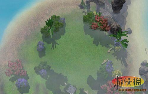 《模拟人生3:岛屿天堂》迷雾岛开启方法