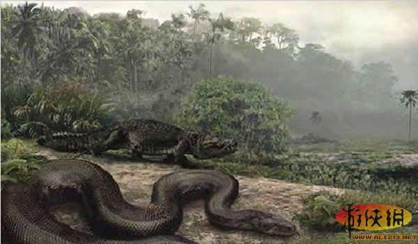 十四种怪异动物:上龙曾出没于世界上的海洋(7)
