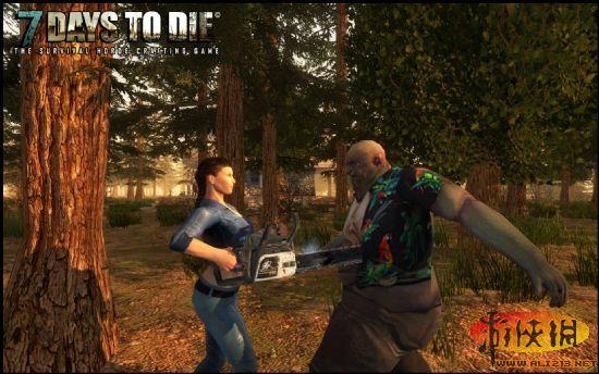 喪屍類新作『七日殺』 融合FPS塔防RPG多元素