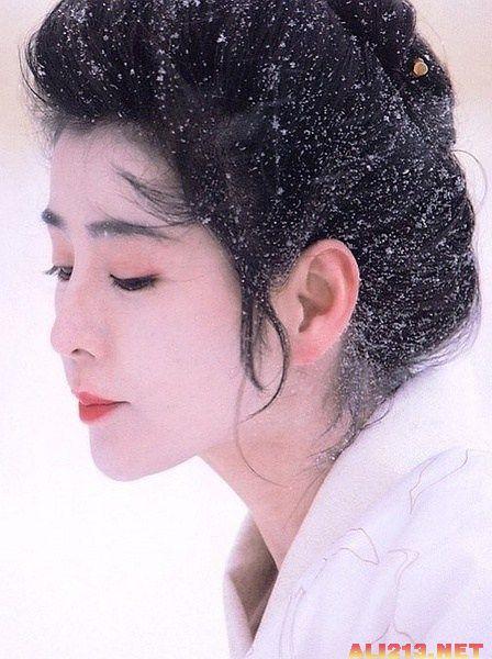 日本 冈田/吉永小百合(Sayuri Yoshinaga),1945年03月13日生于东京,...