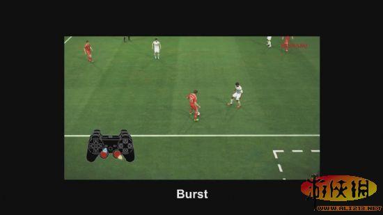 《实况足球2014》教程视频介绍基本控球技巧