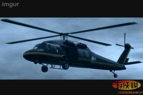 侠盗猎车手的直升飞机图片_侠盗猎车手GTA4所有直升机位置图侠盗猎车