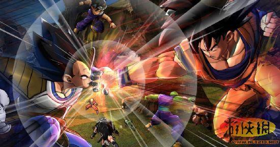 艺术 龙珠z/南梦宫万代今天公布了《龙珠Z:超神乱斗》的大量截图和角色艺术...