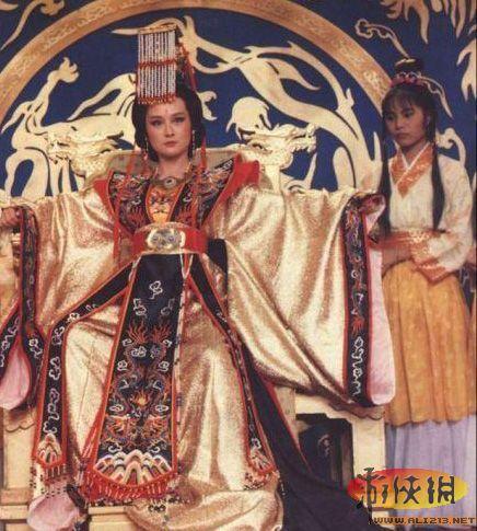刘晓庆 潘迎紫/最娇媚的武则天:潘迎紫