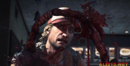 《丧尸围城3》地图,新截图及变态角色公布