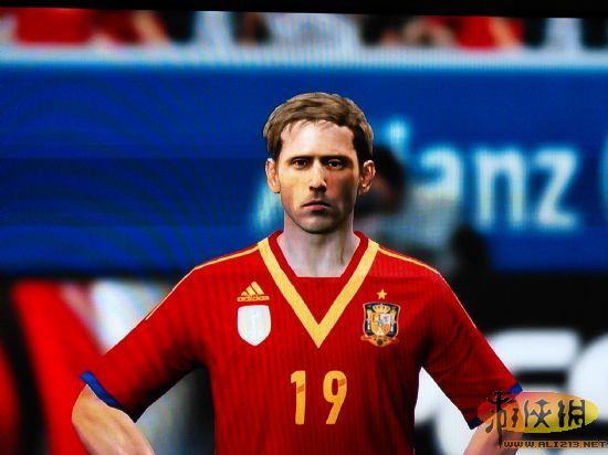 《实况足球2014》试玩版中出现的阿森纳球星