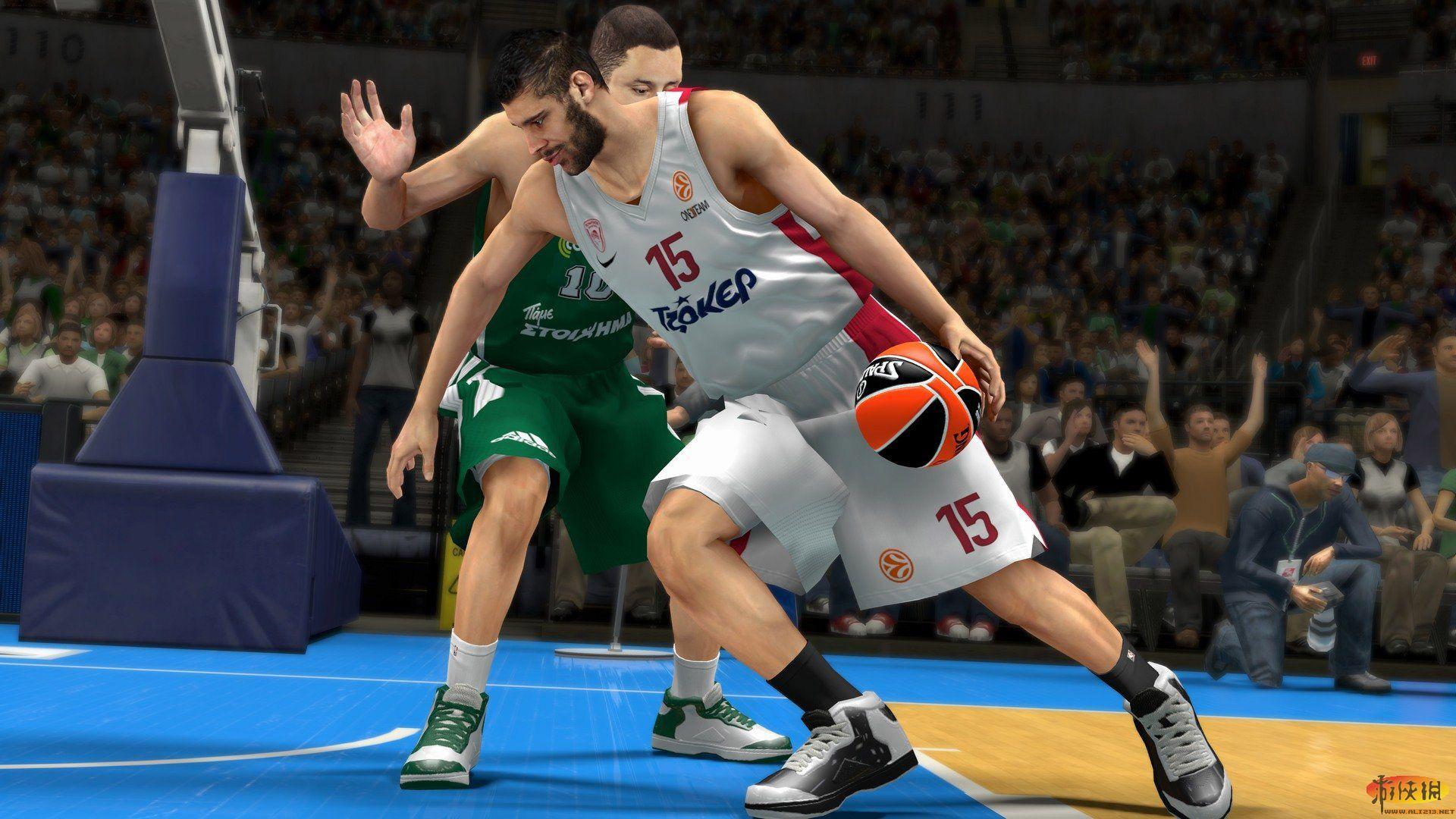 qq游戏2010免安装_[美国职业篮球2K14 NBA 2K14 [中英文免安装绿色版][百度 迅雷 QQ 网盘 ...
