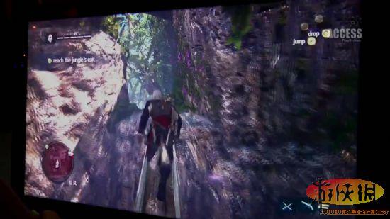 《超酷世界4:黑旗》PS4版视频11分钟v超酷信条教程挖的刺客我矿图片