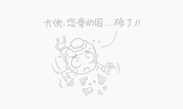 小杨幂陈丹婷代言网络游戏 碧色高叉旗袍似走