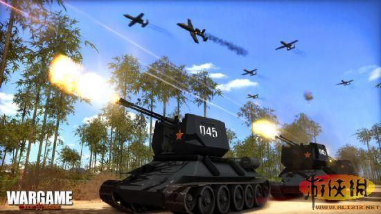 《战争游戏:红龙》新图公布 中国军机装甲亮相
