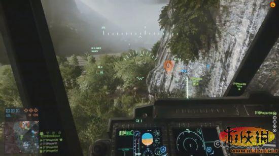 《战地4:中国崛起》首批实机游戏截图曝光!