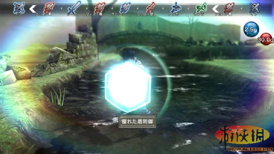 日式奇幻遊戲『自然法則』歐美首部預告片公布
