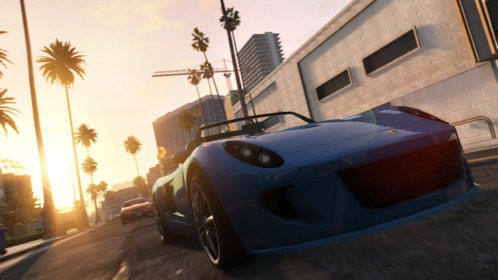 侠盗飞车GTA5|Grand Theft Auto V|中英文合版