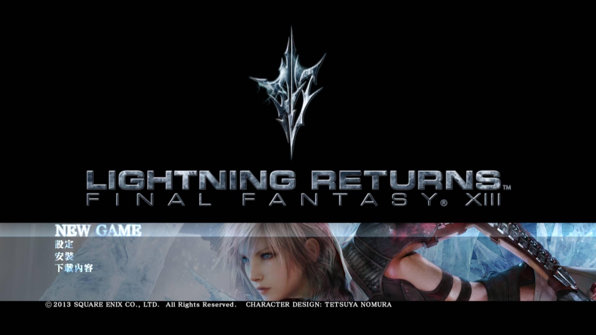 最终幻想13-3/LIGHTNING RETURNS: FINAL FANTASY XIII/最终幻想13:雷霆归来插图