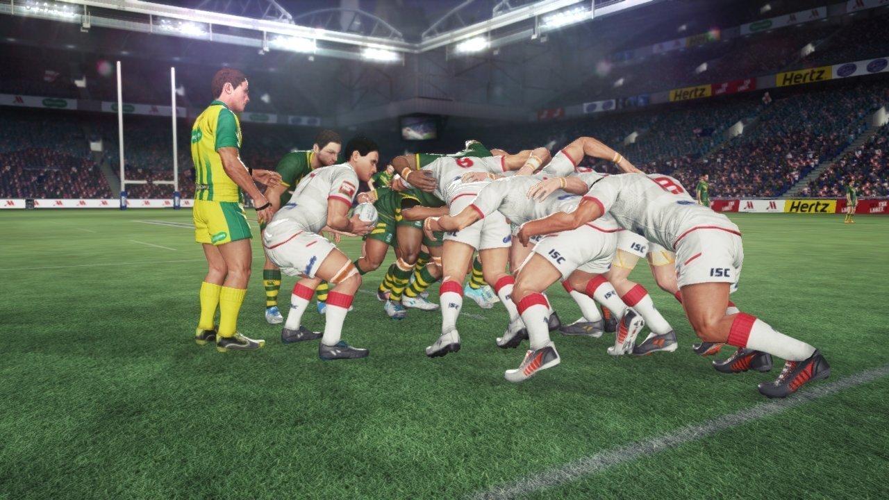 [澳洲英式橄榄球联赛2世界杯版 rugby league live 2