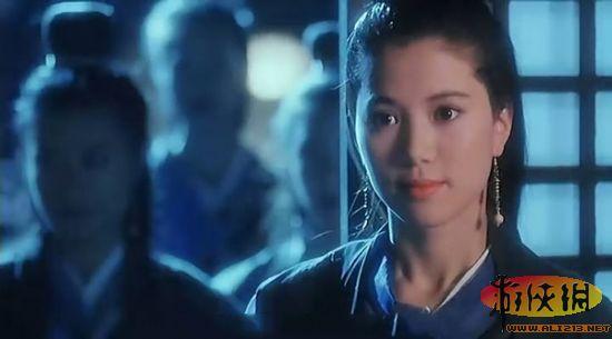 香港古装电影中那些绝色美女