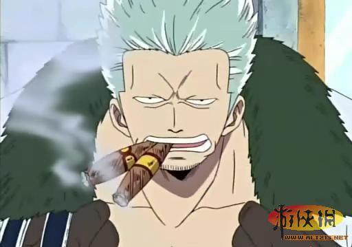 抽烟男人的魅力你不懂 细数50大动漫中抽烟人物