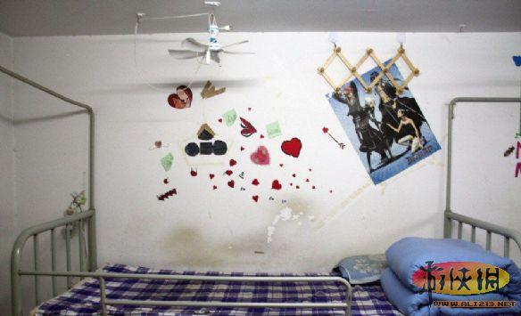 宿舍床铺的改良设计