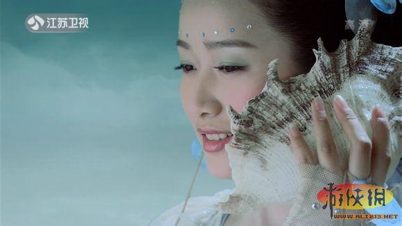 赵卓娜,《仙剑3》中的水碧