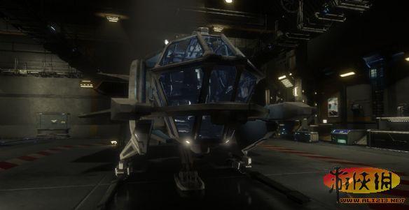 极光飞船魅力登场《星际公民》完美画质截图赏