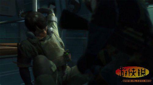 《合金装备5:原爆点》游戏影像惊现小岛秀夫!