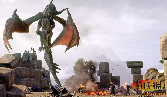 『龍騰世紀3:審判』玩法革新 加入部位破壞?