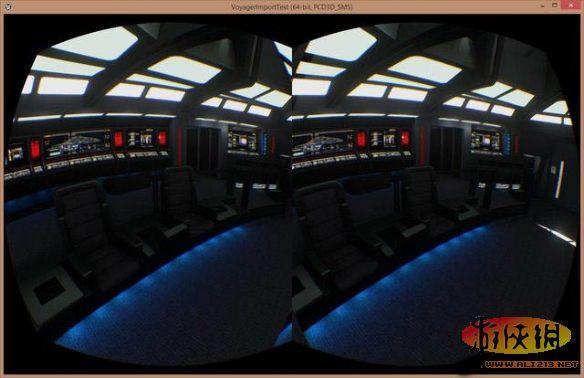 進入『星海爭霸戰』世界!首個虛幻4打造VR遊戲