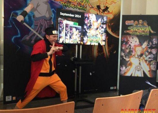 『火影忍者疾風傳:究極忍者風暴3』PC版再次確認