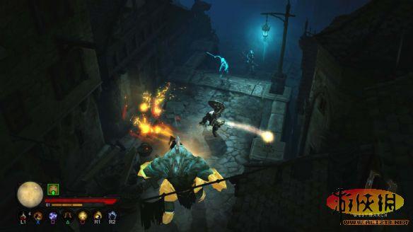 『暗黑3:終極邪惡版』PS4版前瞻情報 比PC版還棒