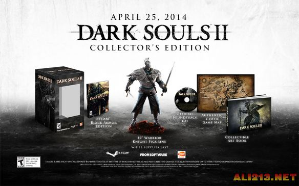 『黑暗靈魂2』PC版最新配置需求 新截圖欣賞!