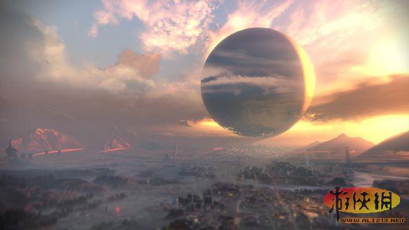 神奇的高科技魔幻 『命運』新截圖和三部預告片公布