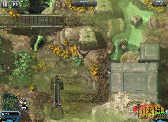 『哨兵3:家園保衛戰』遊戲評測:粉碎敵人的入侵