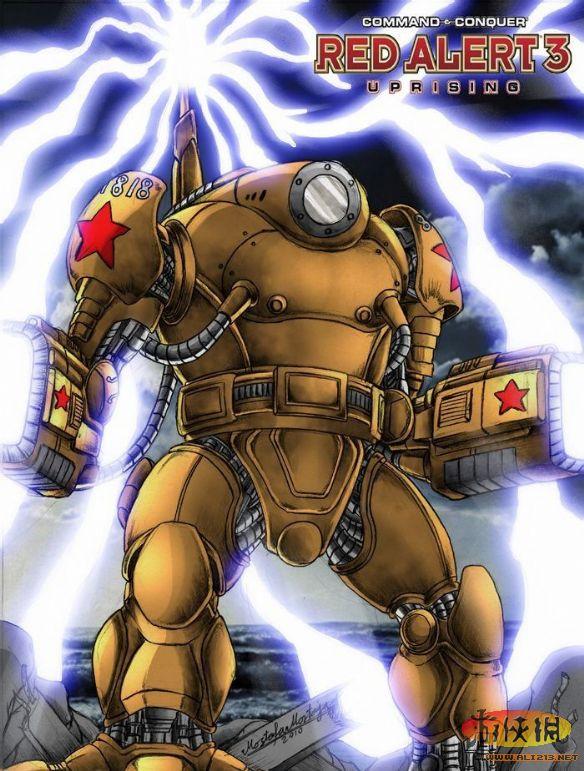 No.7 游戏:红色警戒   磁暴步兵   这种特殊的步兵部队,以强力的磁能波攻击,这种磁能波是由其身上装备的可携式磁爆线圈所产生磁爆步兵是相当宝贵的部队,这有许多原因。除了他们不怕被坦克大军碾毙外,在紧急电力短缺时,磁爆步兵还能替基地的磁暴线圈充能,使其继续用来抵御敌方部队的攻势。   可是,他们也惧怕狗的咬,尽管他们身着钢铁装甲   攻击:   防御:   外观:   总体:
