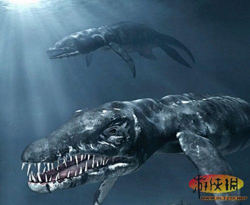 细数已经灭绝的十大远古海洋巨兽