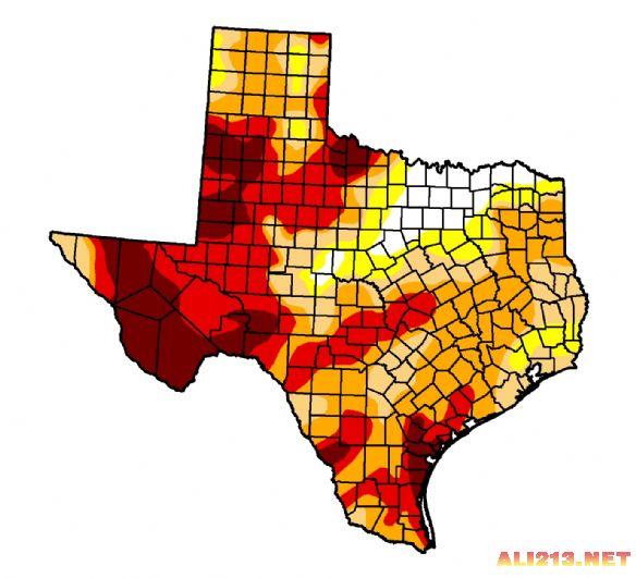 美国德克萨斯州因缺水问题 引用马桶水被提上日程图片