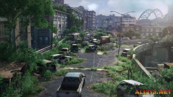 索尼e3发布会《美国末日:重制版》现场演示视频