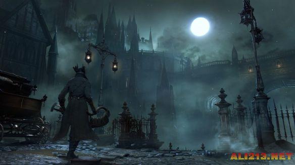 《血源诅咒》最新情报解密  PS4实机演示视频