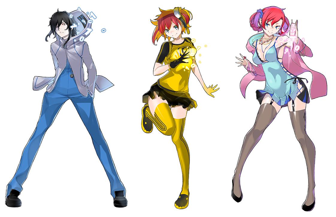 女同性恋小游戏_游戏主人公的性别,随着上次男主角的资料公开,这次将为大家详细介绍女
