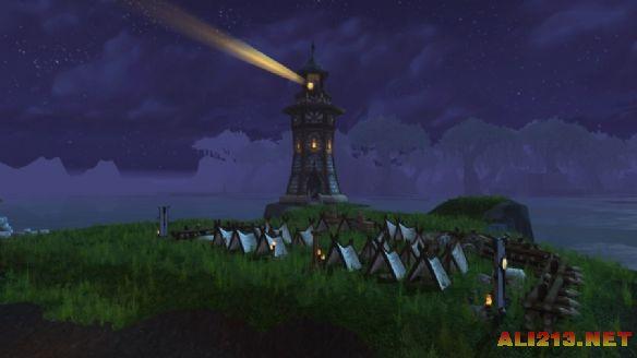 《魔兽世界》6.0联盟/部落新主城预览图欣赏