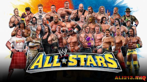 《美国职业摔跤全明星(wwe all-stars)》