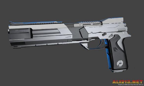 【游侠导读】今天,来自加利福利亚的3D建模师Vitaly Bulgarov为我们放出了电影《机械战警(Robocop)》高清3D概念图,在下面的图中我们可以看到酷炫的摩托和枪械,是不是觉得很棒呢?下面一起来看看吧!
