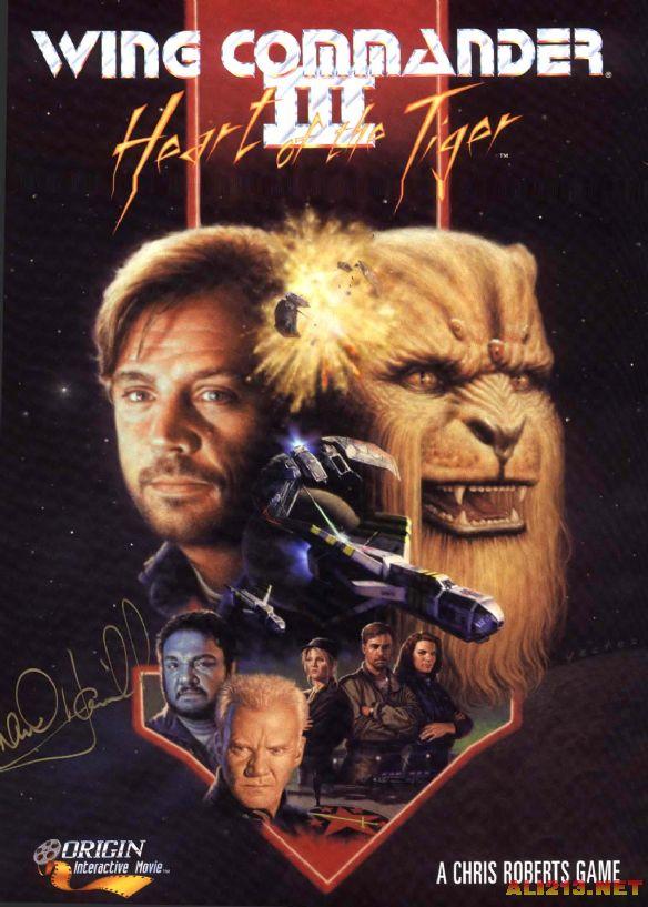 经典PC游戏《银河飞将3:虎之心》Origin现已免费
