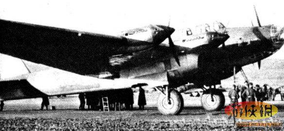 轰炸机/TB/3技术参数: