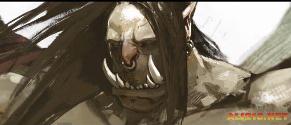 魔凶兽世界6.0版剧情触动画第2集儿子:格罗姆·天堂咆哮的穿扦